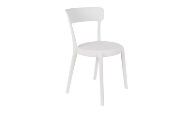 Hoppe Comfy Chair White/Grey