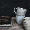 Muki Rustic grey/blue