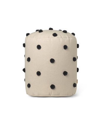 [1102632849] Rahi Dot - Sand Black